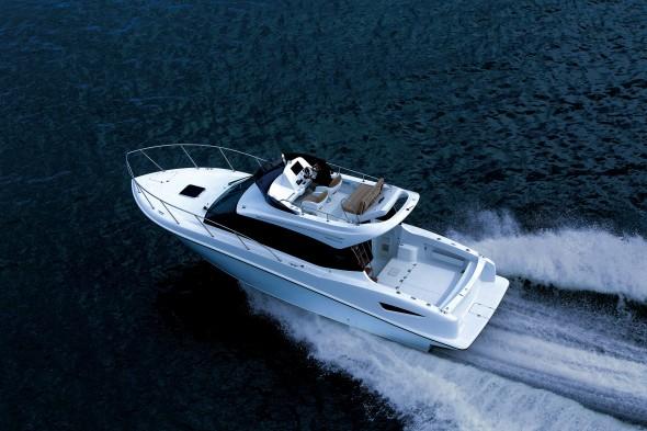 Ponam-31' Sports Utility Cruiser boat (2)