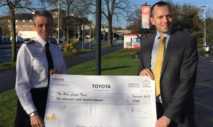 Toyota Fund for Better Tomorrow 2019