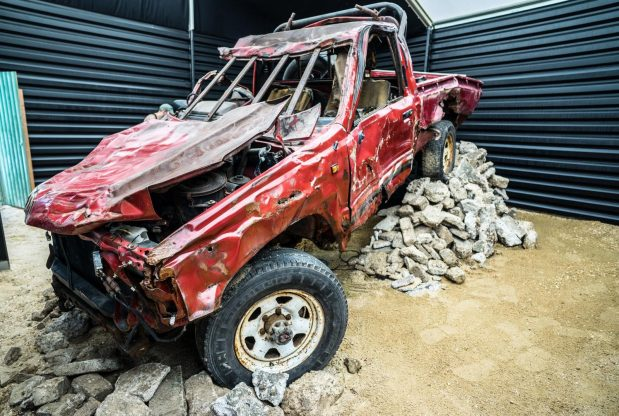 Top Gear Indestructible Toyota Hilux