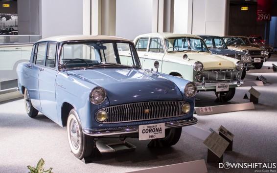 Toyota Corona Japan museum