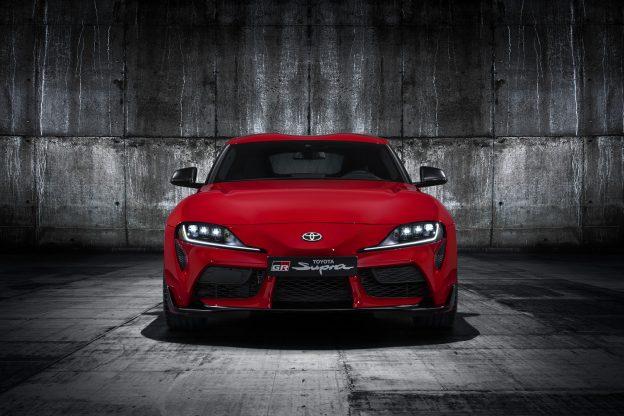 Toyota GR Supra Pro
