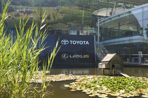 Toyota GB office