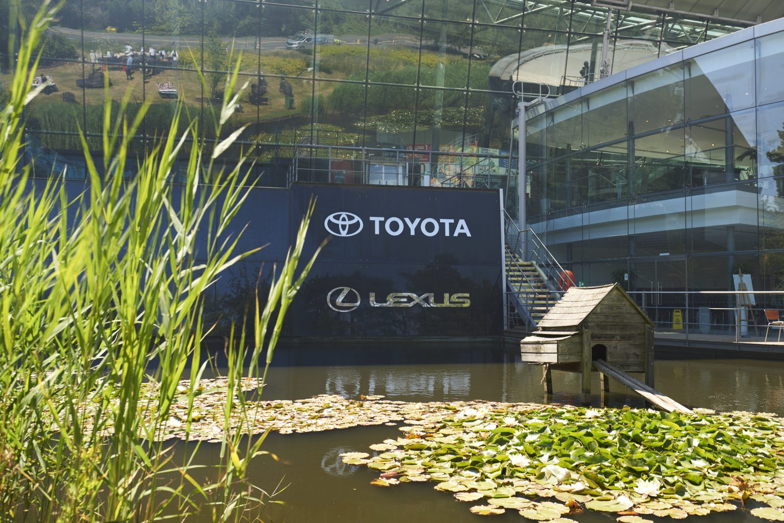 Toyota GB office
