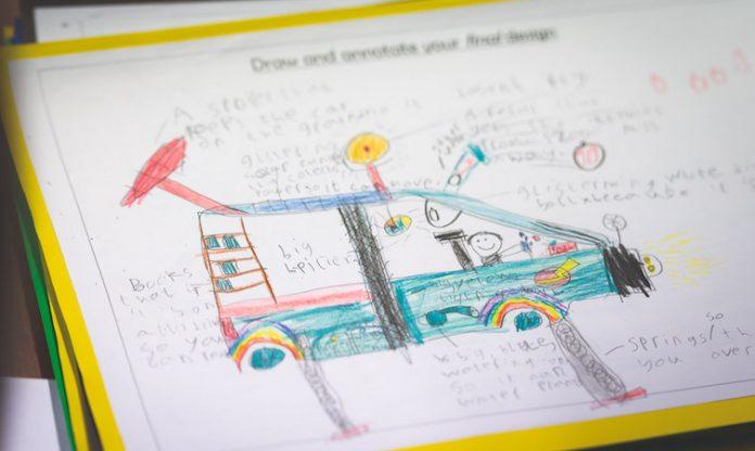 2020 Toyota Dream Car Art Contest