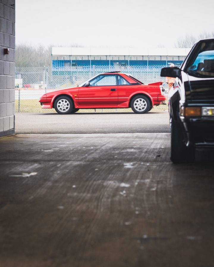 Used Toyota MR2 track day