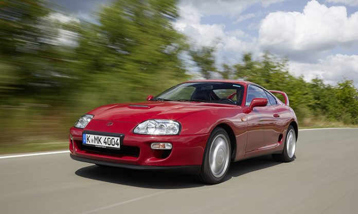 Ultimate Used Toyota Collection, Supra