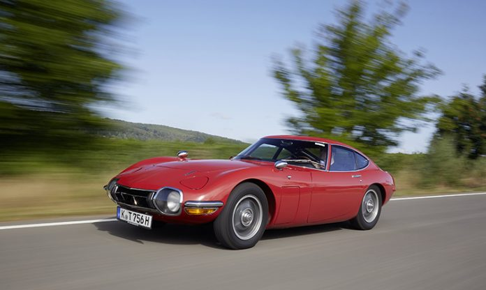 Ultimate Used Toyota Collection, 2000GT