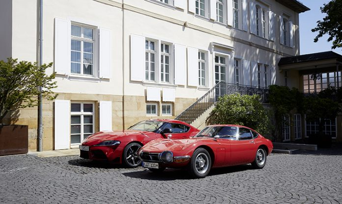 Ultimate Used Toyota Collection, 2000GT, Supra
