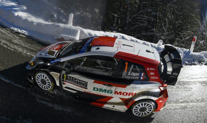 WRC 2021 - Rally de Montecarlo