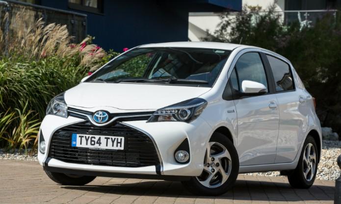 Toyota Motability Yaris