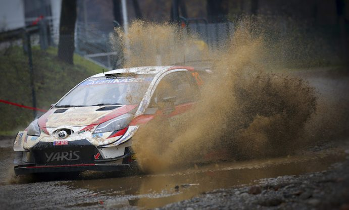 Rally Monza 2020