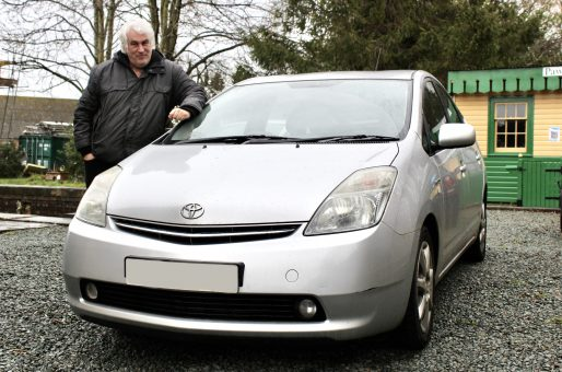 Toyota People: Peter Simpson's high-mile used Prius