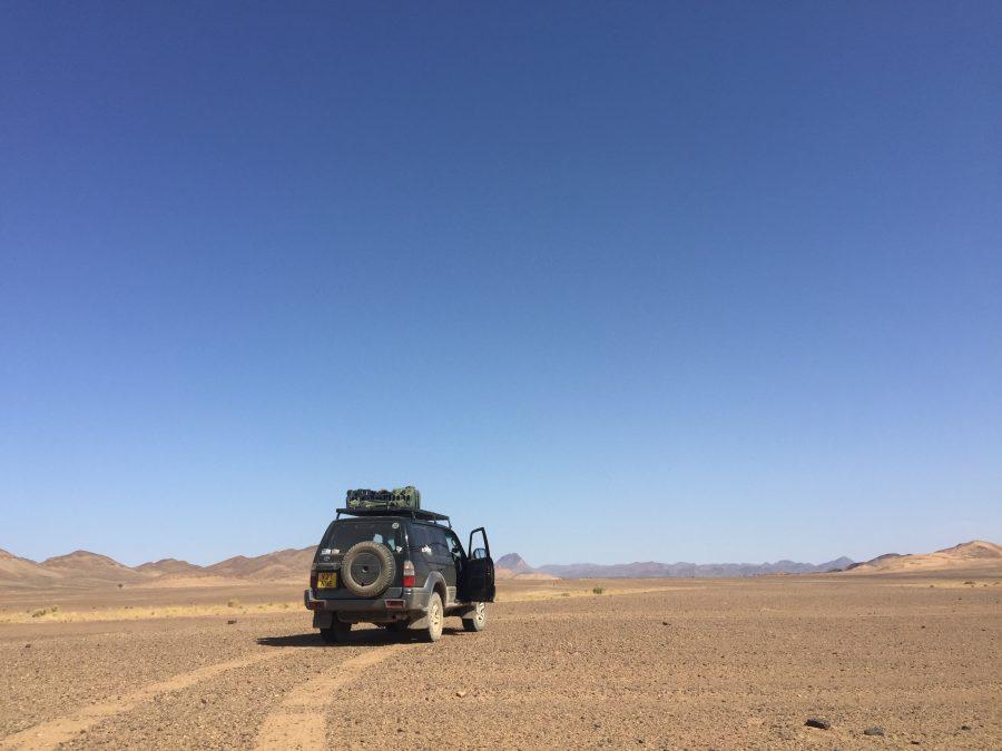 Toyota People - Mark White - Amazigh Overland