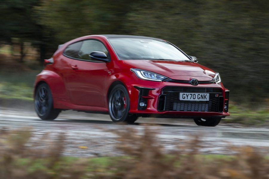 Toyota Awards 2021