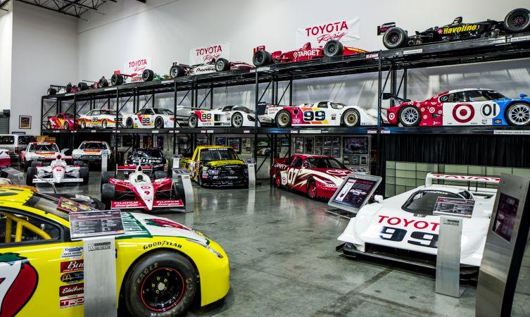 Toyota USA Automobile Museum