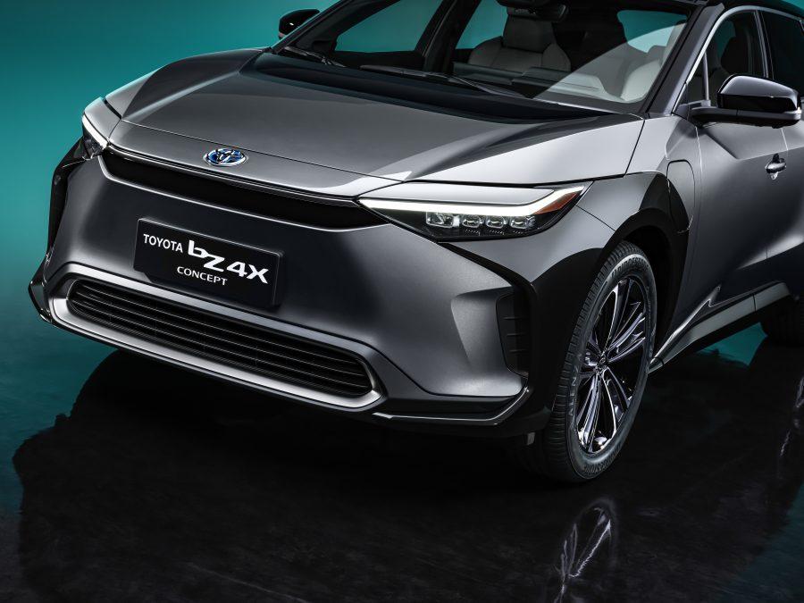bZ4X Concept front