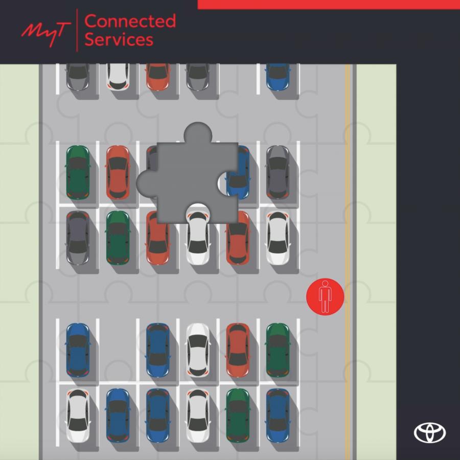 MyT - Find my Car