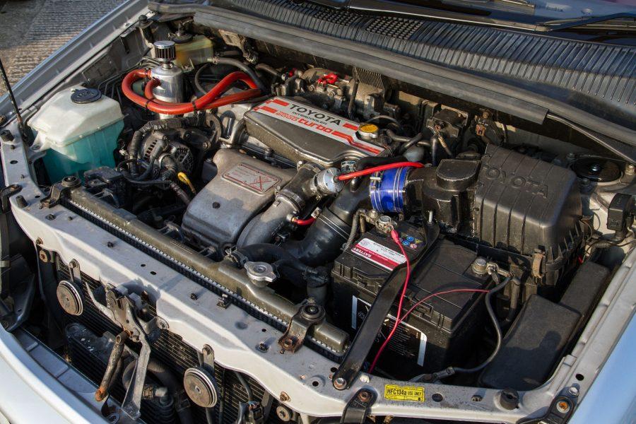 Motor Toyota Picnic Sport Turbo
