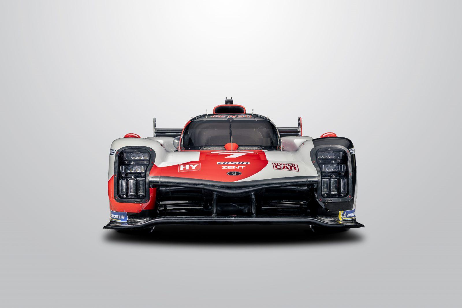 GR010 Hybrid front