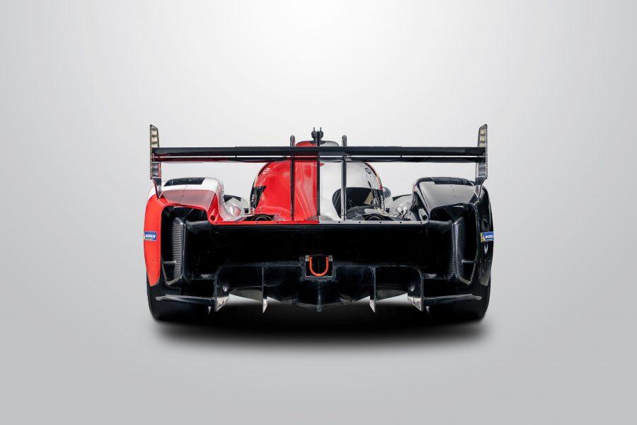 GR010 Hybrid rear