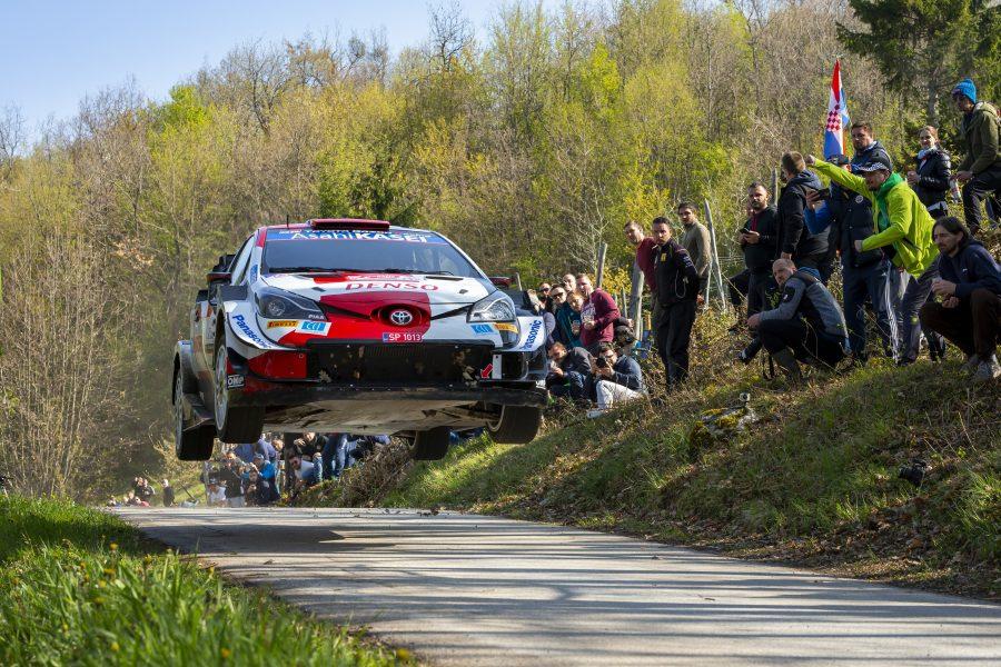 WRC 2021 - Croatia Rally