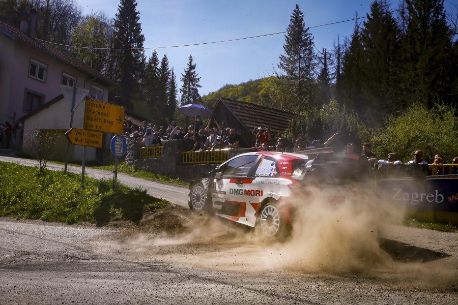 WRC 2021 - Rally de Croacia