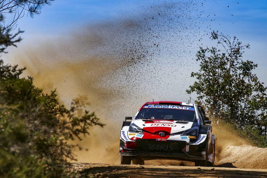 WRC 2021 - Portugal Rally