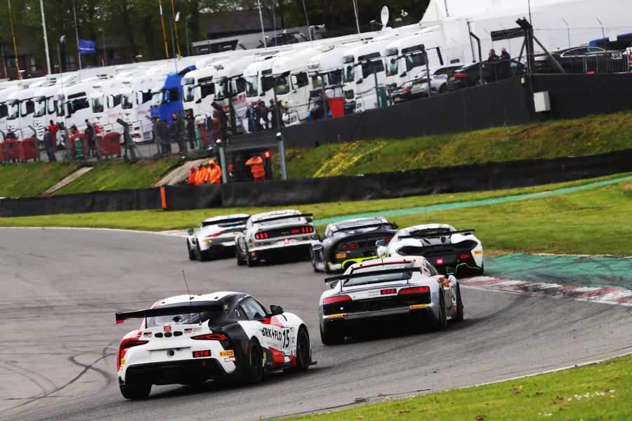 Speedworks Motorsport GR Supra GT4