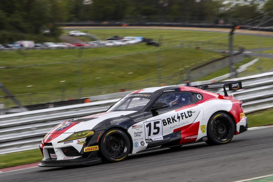 Toyota Gazoo Racing Reino Unido GR Supra GT4