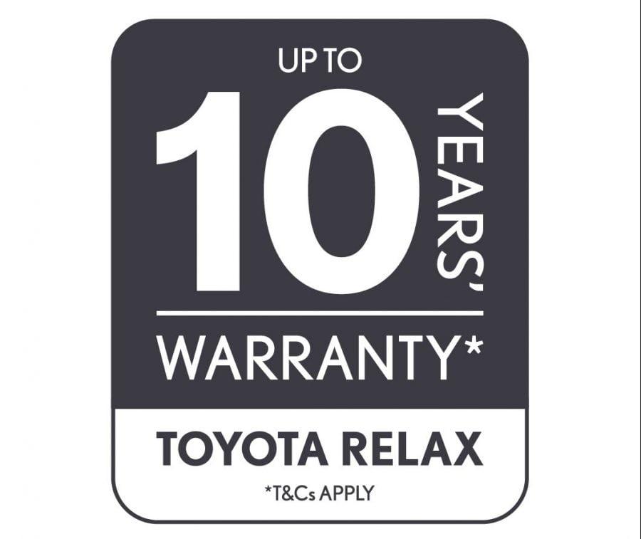 Toyota Relax