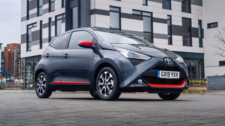 Toyota Zodiacs: Aygo