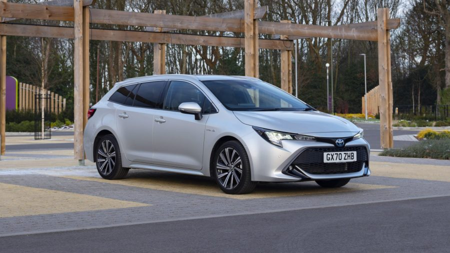 Toyota Zodiacs: Corolla Touring Sports