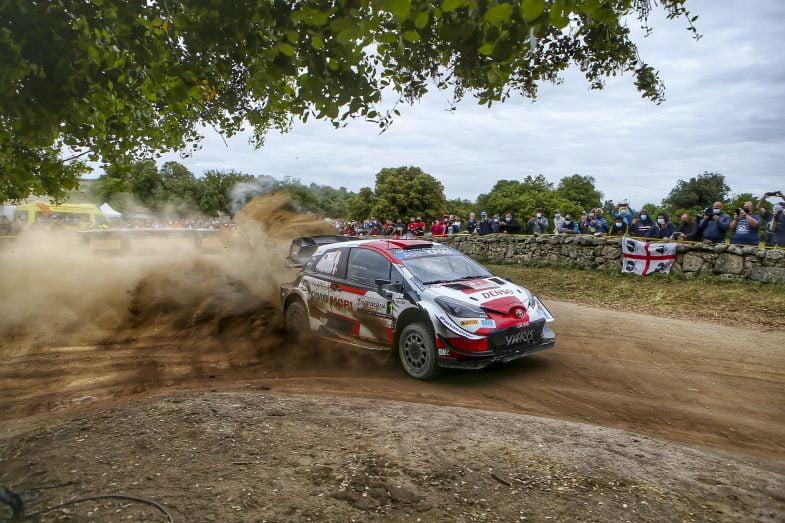 WRC 2021 - Rally d'Italia Sardegna