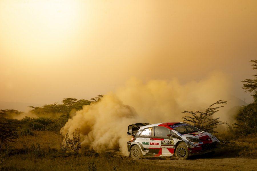WRC 2021 - Safari Rally Kenya
