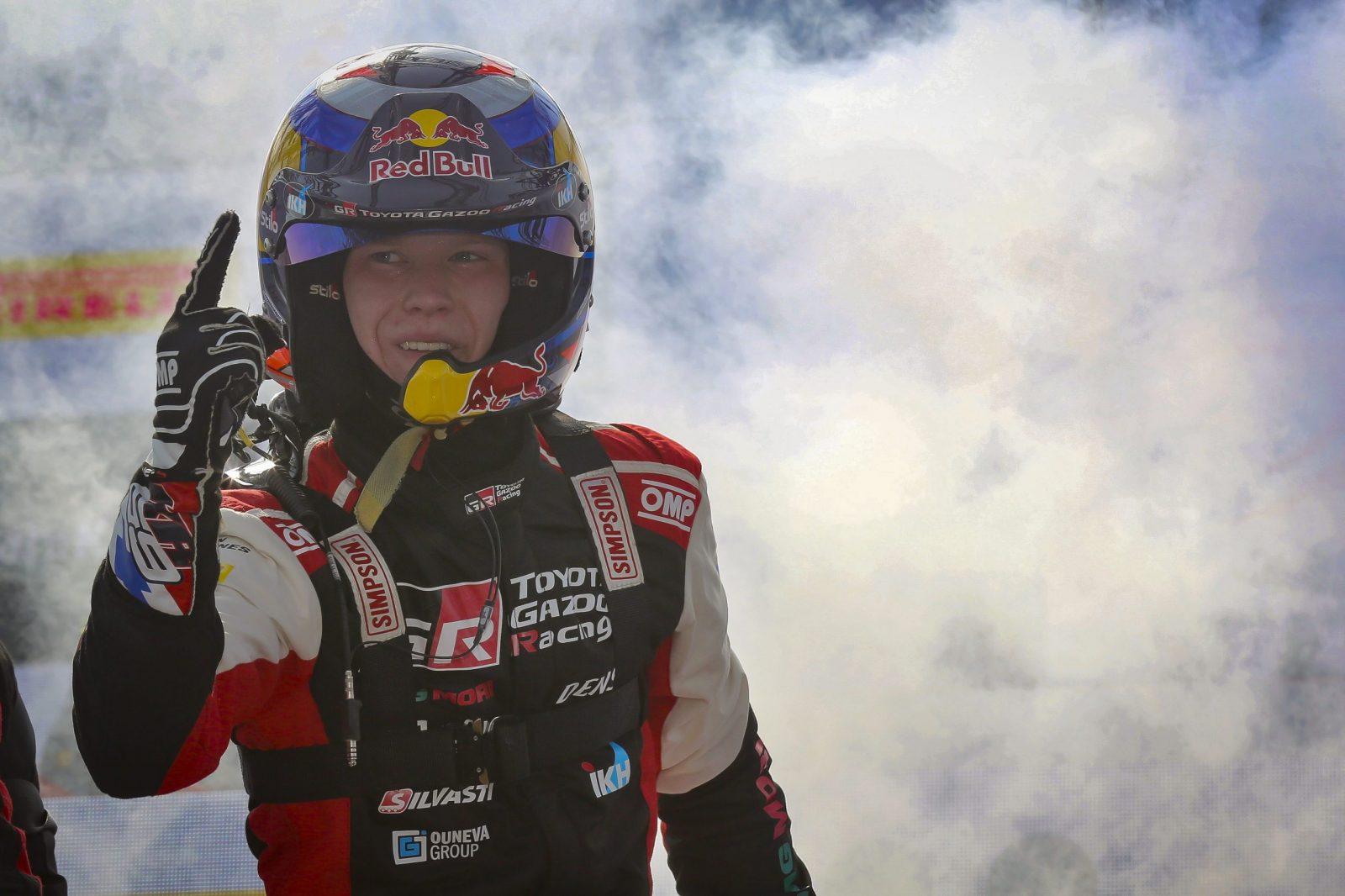 WRC 2021 Results, Rovanpera