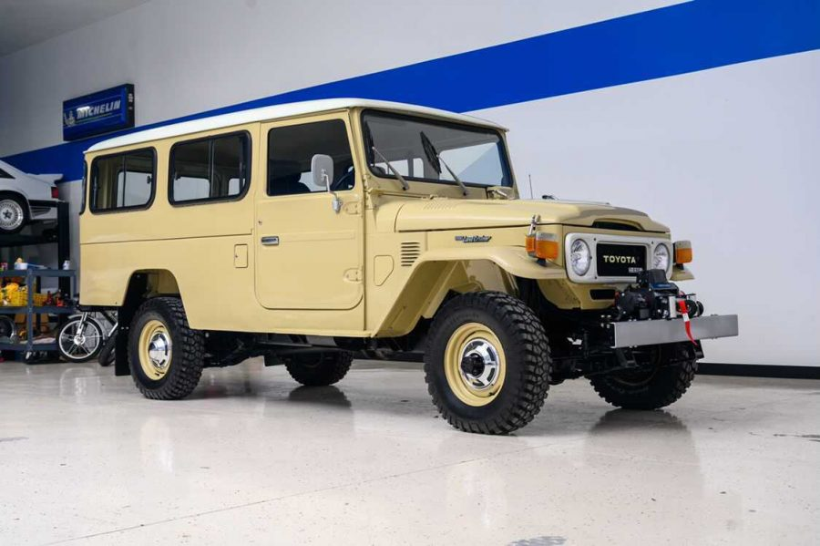 Land Cruiser Troopy
