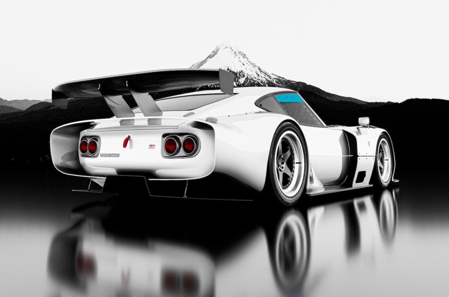 Toyota 2000GT race car
