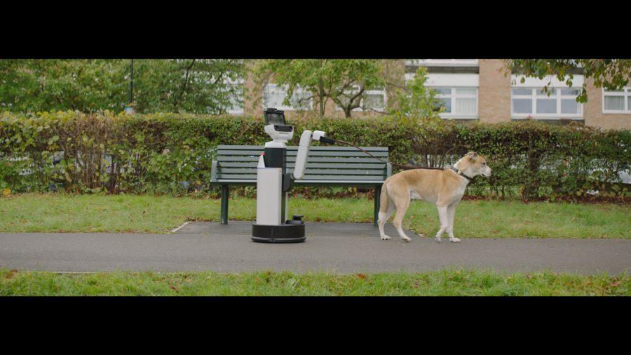 Human Support Robot advert