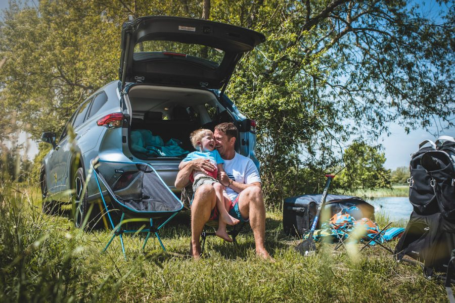 Steve Backshall's top tips for what to take on your family camping adventure.