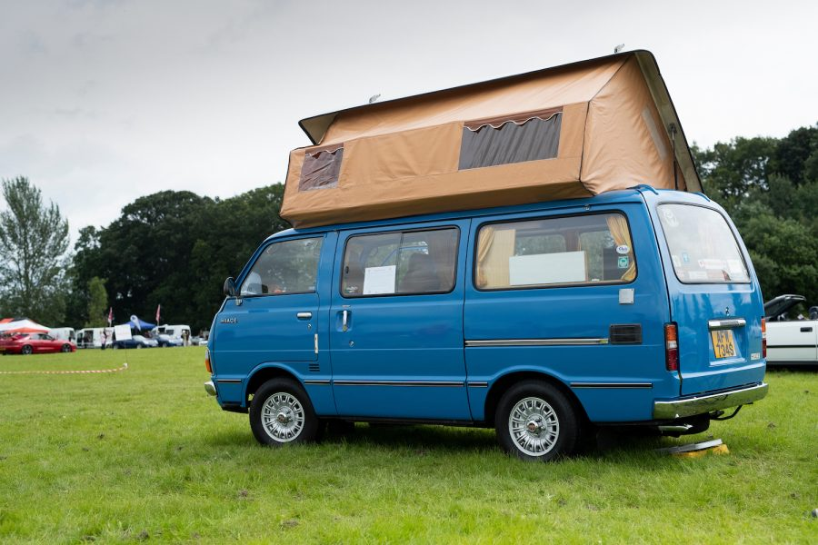 Toyota Hiace Camper