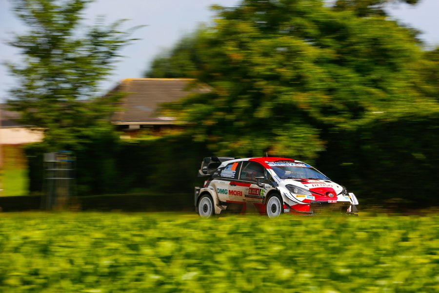 WRC 2021 - Rally Ypres
