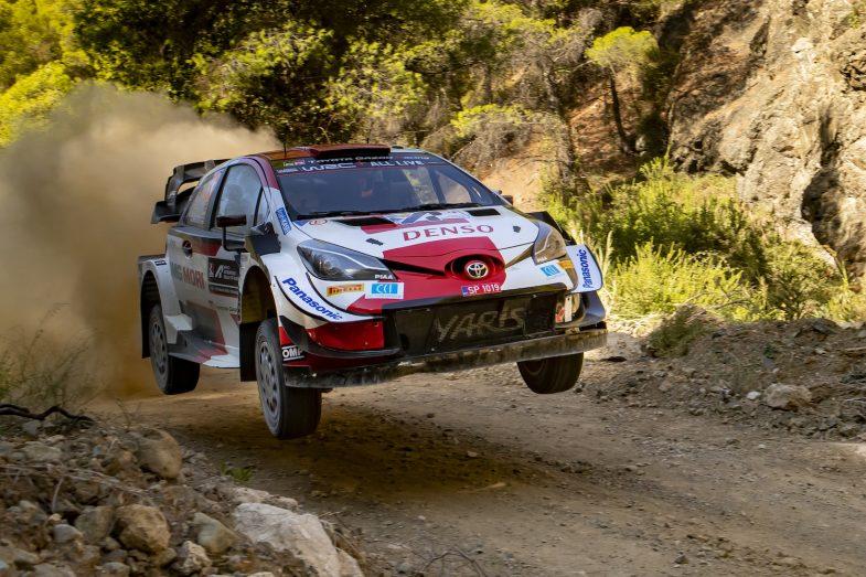 WRC 2021 - Acropolis Rally